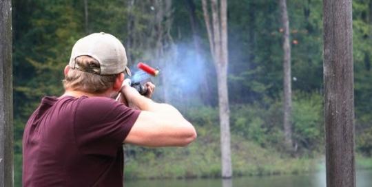 Skeet Shooting - Sporting Club - Providence Hill Farm