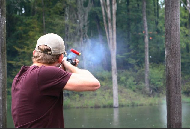 Skeet Shooting - Sporting Club - Providence Hill Farm